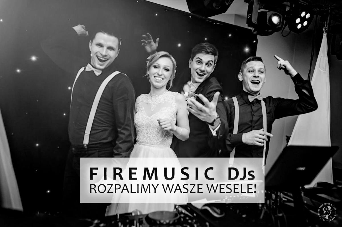 Firemusic DJs: Rozpalimy Wasze Wesele, Zabrze - zdjęcie 1