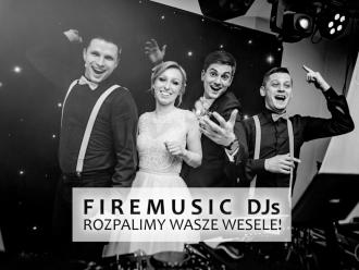 Firemusic DJs: Rozpalimy Wasze Wesele,  Zabrze