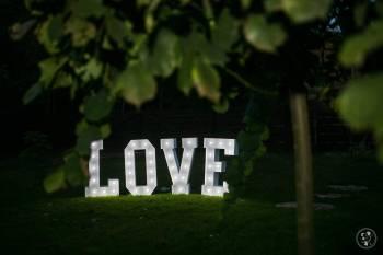 Podświetlany Napis Love, Napis Love Wrocław