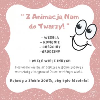 Z Animacją nam do twarzy!, Animatorzy dla dzieci Gorlice
