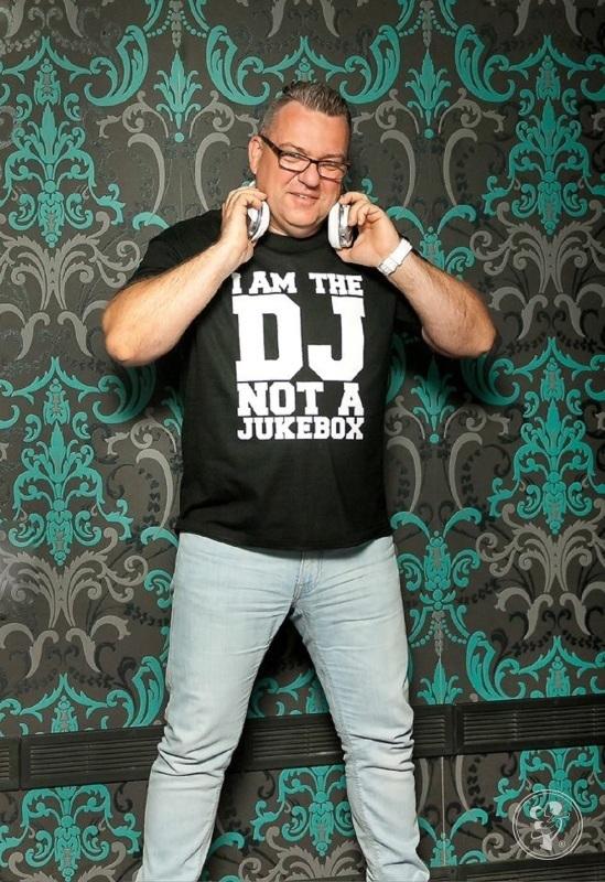 DJ Ro.Bo wesela urodziny 18-tki jubileusze ŚWIATŁO DYM NAGŁOŚNIENIE, Mława - zdjęcie 1