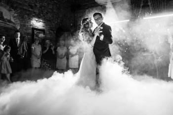 Ciężki dym na wesele | Pierwszy taniec w chmurach, Ciężki dym Gliwice