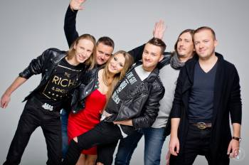 OKTAN BAND - Zespół Finalisty X-Factora! ⭐⭐⭐⭐⭐, Zespoły weselne Sochaczew