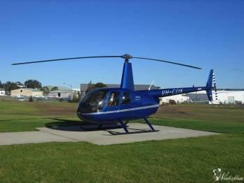 Helikopter - Ślubny Prezent - Lot Widokowy, Prezenty ślubne Legionowo