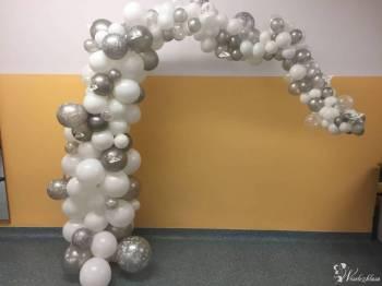 Dekoracje Balonowe - Balony *Hel*, Balony, bańki mydlane Koluszki