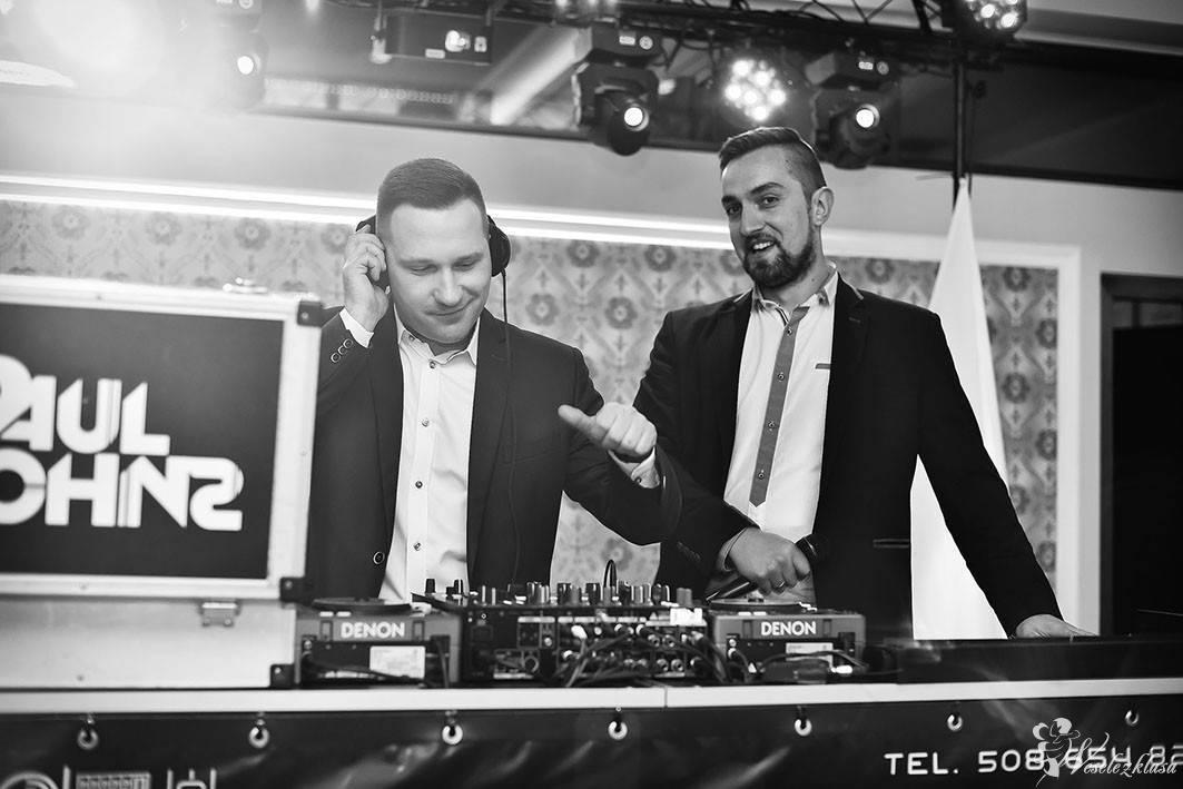 🔊 DJ PAUL JOHNS / Akordeon / Wesela Międzynarodowe! / Dekoracja LED, Białystok - zdjęcie 1
