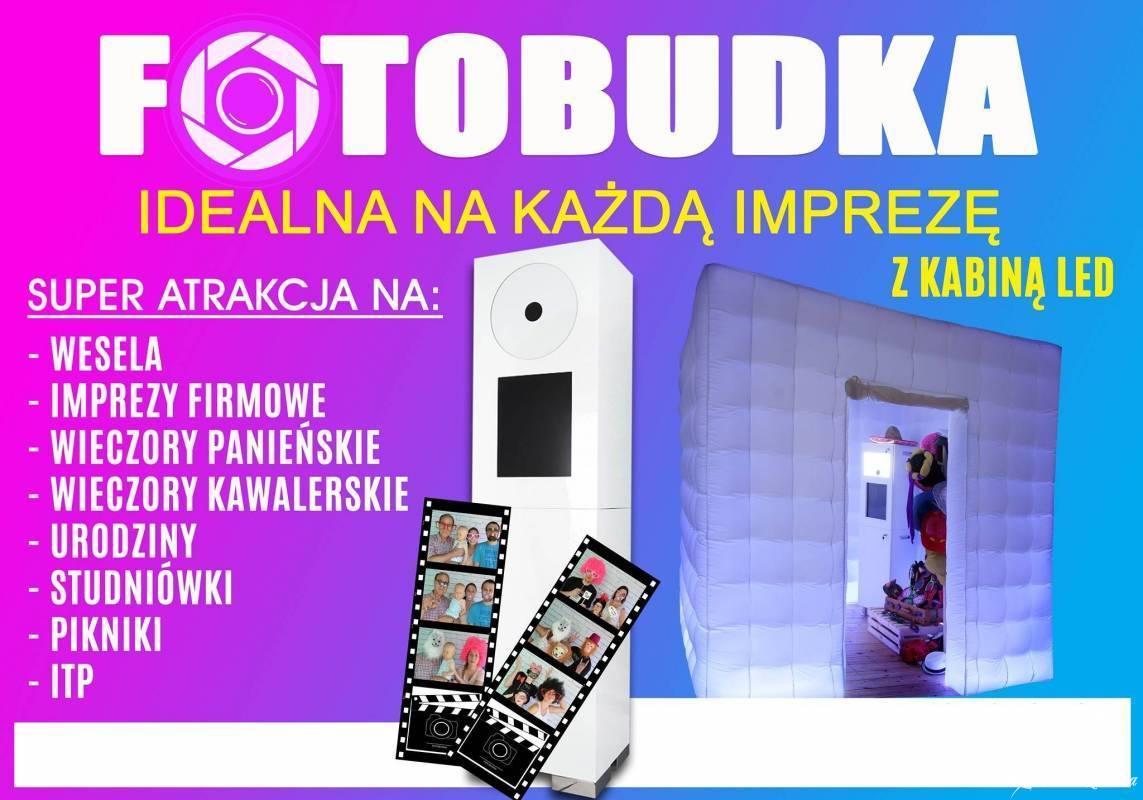 FOTOBUDKA z Kabiną LED Najniższe ceny!!!, Łochów - zdjęcie 1
