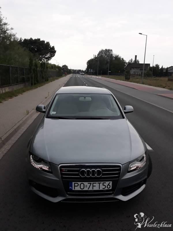 Auto do ślubu- Audi, Poznań - zdjęcie 1
