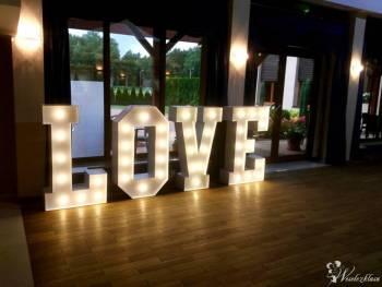Napis LOVE | Miłość | SERCE Led | Zespół Muzyczny | - firma Blaster, Napis Love Olsztyn