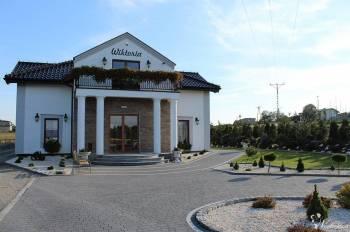 Dom Przyjęć Wiktoria, Sale weselne Łazy