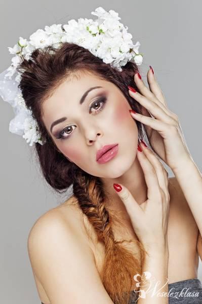 makijaż wizaż ślubny, przedłużanie rzęs, Otyń - zdjęcie 1