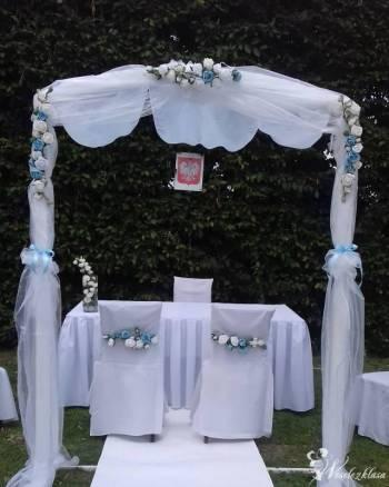 Dekoracje ślubne, weselne i okolicznościowe Dekoratornia Aleksandra, Dekoracje ślubne Cieszyn