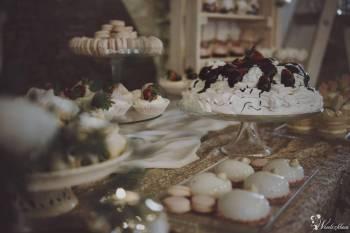 Słodki kącik - cukiernia Trzy Bramy, Słodki kącik na weselu Zawiercie