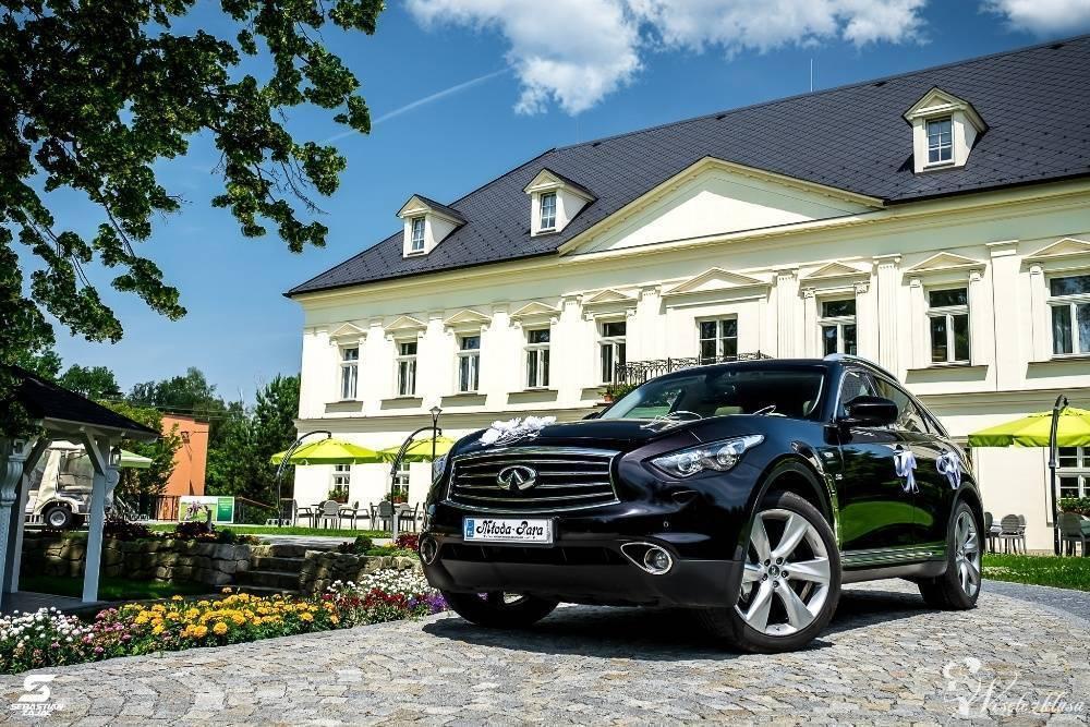 Infiniti QX70 5.0V8 Auto do ślubu Wynajem, Rybnik - zdjęcie 1