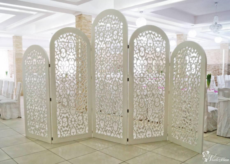 Przepiękna ścianka ażurowa 2,4 m x 4,0 m, Zwoleń - zdjęcie 1