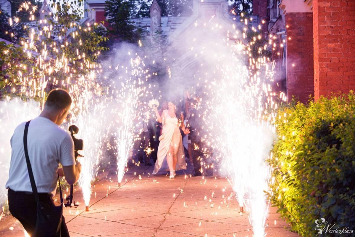 Niezapomniane fajerwerki na wesele od INS FireWorks, Kraków - zdjęcie 1