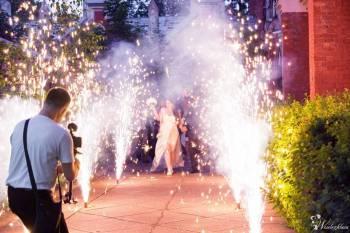 Niezapomniane fajerwerki na wesele od INS FireWorks, Pokaz sztucznych ogni Tarnów