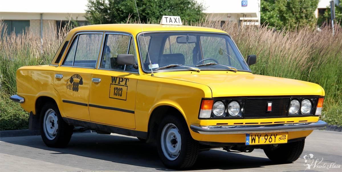 Fiat 125p WPT1313 z serialu ZMIENNICY!, Warszawa - zdjęcie 1