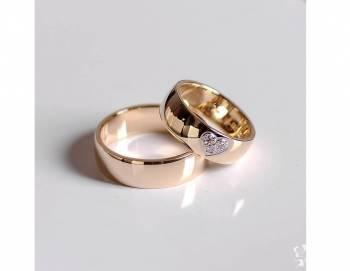 Złota Linia - Biżuteria z duszą - Obrączki na zamówienie, Obrączki ślubne, biżuteria Niemcza