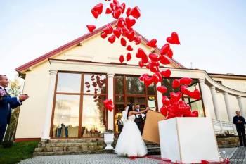 FOTOBUDKA,CIĘŻKI DYM,NAPIS LOVE,BALONY Z HELEM I WIELE INNYCH, Wedding planner Bochnia
