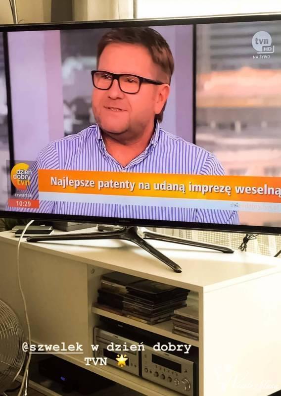 DJ SZWELEK KONFERANSJER Prezenter Radiowy i Telewizyjny, Łódź - zdjęcie 1