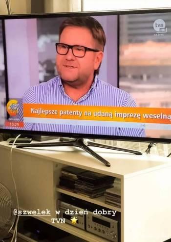 DJ SZWELEK KONFERANSJER Prezenter Radiowy i Telewizyjny, DJ na wesele Wolbórz