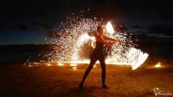 FIRESHOW, teatr ognia, taniec z ogniem, fajerwerki WOLNE TERMINY, Teatr ognia Starogard Gdański