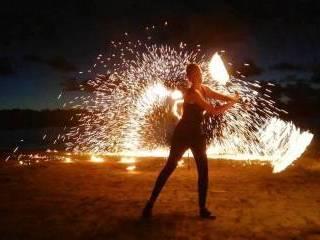 FIRESHOW, teatr ognia, taniec z ogniem, fajerwerki WOLNE TERMINY, Teatr ognia Żukowo