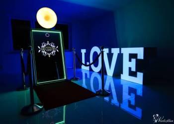 FOTOLUSTRO wynajem napisy Love MIŁOŚĆ stół LOVE, Dekoracje światłem Staszów