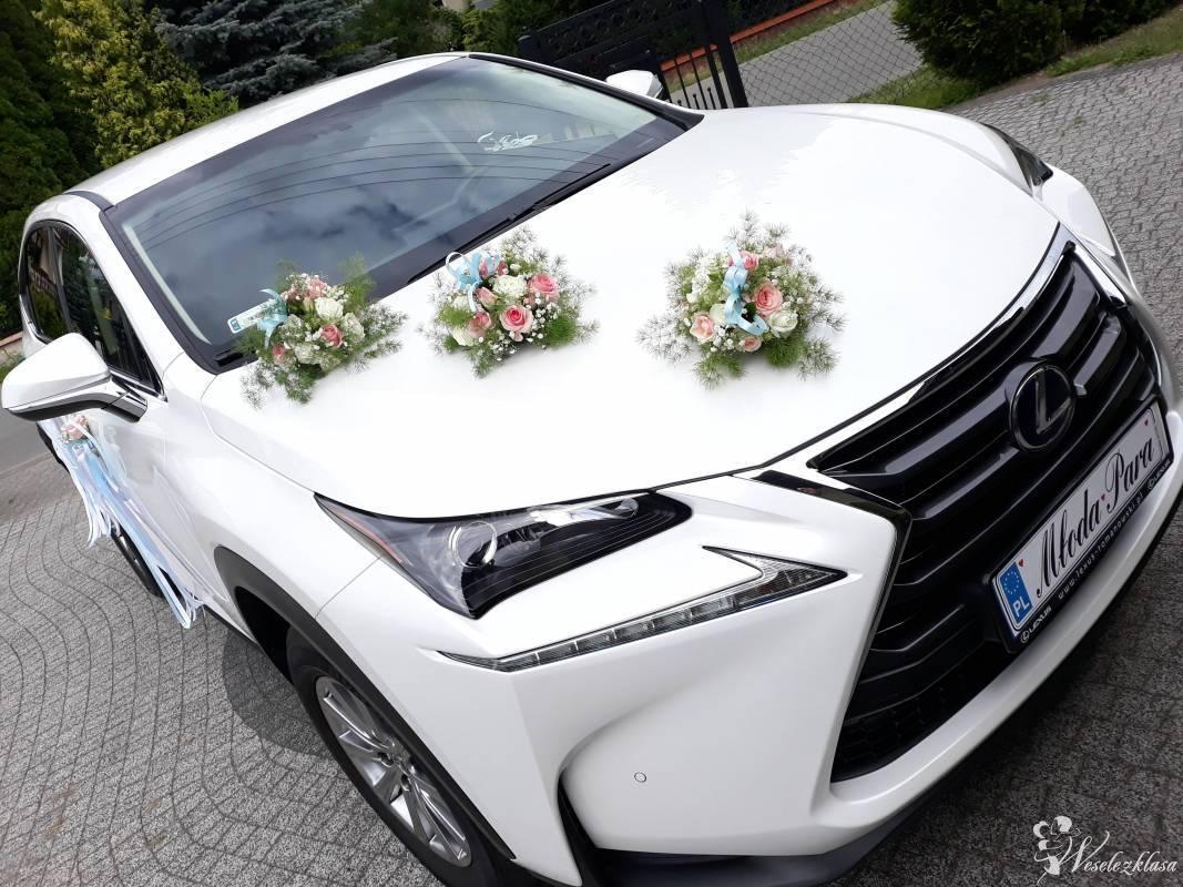 Luksusowo do Ślubu LEXUSEM NX 300 Hybryda SUV ***Biała Perła***, Tarnowskie Góry - zdjęcie 1