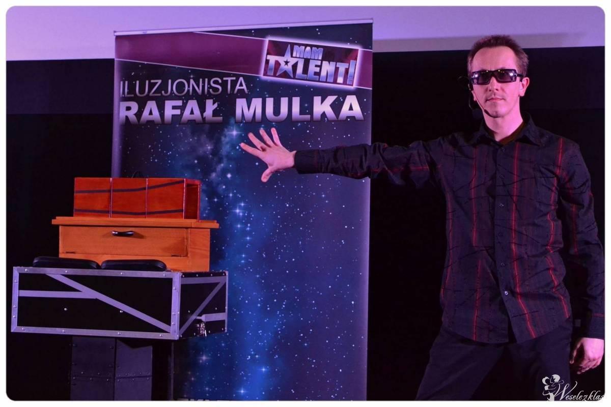 Profesjonalny pokaz magii na weselu - iluzjonista Rafał Mulka, Bielsko-Biała - zdjęcie 1