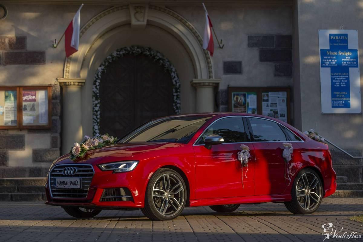 Auto do Slubu Audi S3.  CENA 400 ZL ., Lipiny Dolne - zdjęcie 1