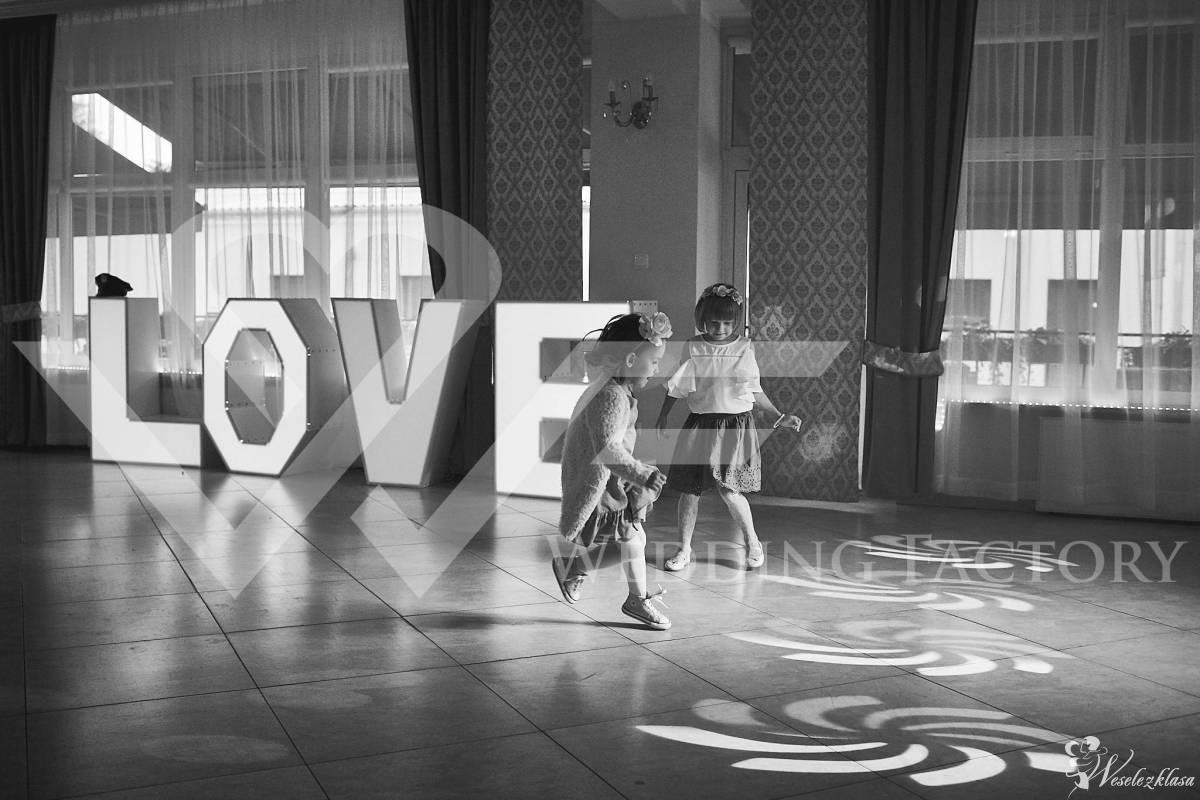 Napis LOVE 3D pastelowe kolory do wyboru. Jedyne w swoim rodzaju., Warszawa - zdjęcie 1