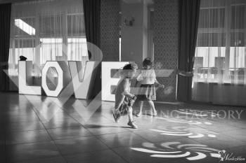 Napis LOVE 3D pastelowe kolory do wyboru. Jedyne w swoim rodzaju., Napis Love Węgrów