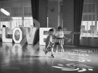 Napis LOVE 3D pastelowe kolory do wyboru. Jedyne w swoim rodzaju.,  Warszawa
