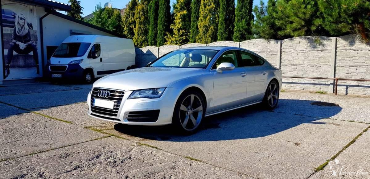 Audi A7 limuzyna do ślubu wynajem okazja, Myślenice - zdjęcie 1