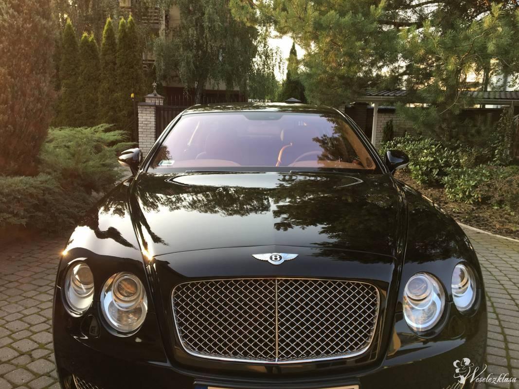 Luksusowe Auta do ślubu - Bentley, Porsche, Warszawa - zdjęcie 1