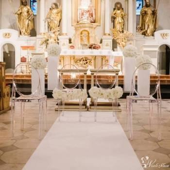 One Day dekoracje, Dekoracje ślubne Zakroczym