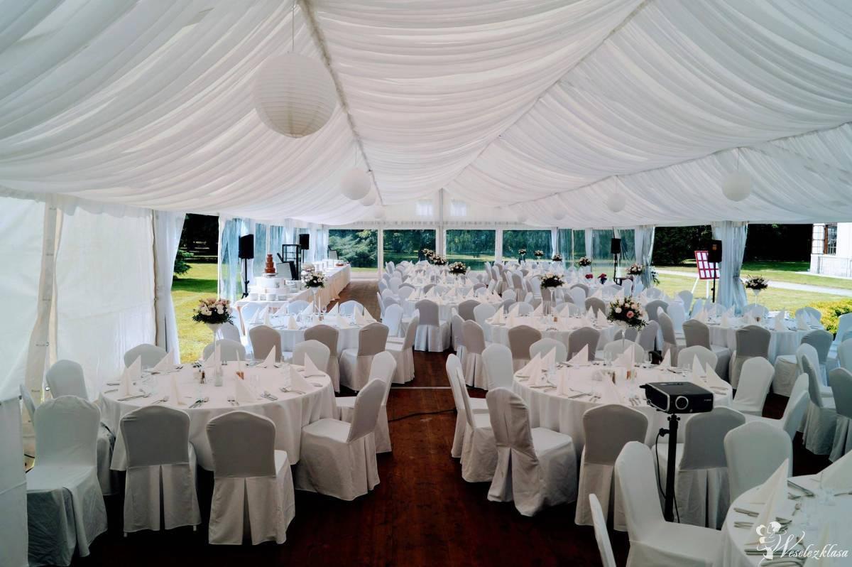 Hale namiotowe namioty wesele ślub stoły krzesła wynajem wypozyczalnia, Rzeszów - zdjęcie 1