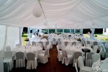 Hale namiotowe namioty wesele ślub stoły krzesła wynajem wypozyczalnia, Wypożyczalnia namiotów Nowa Sarzyna