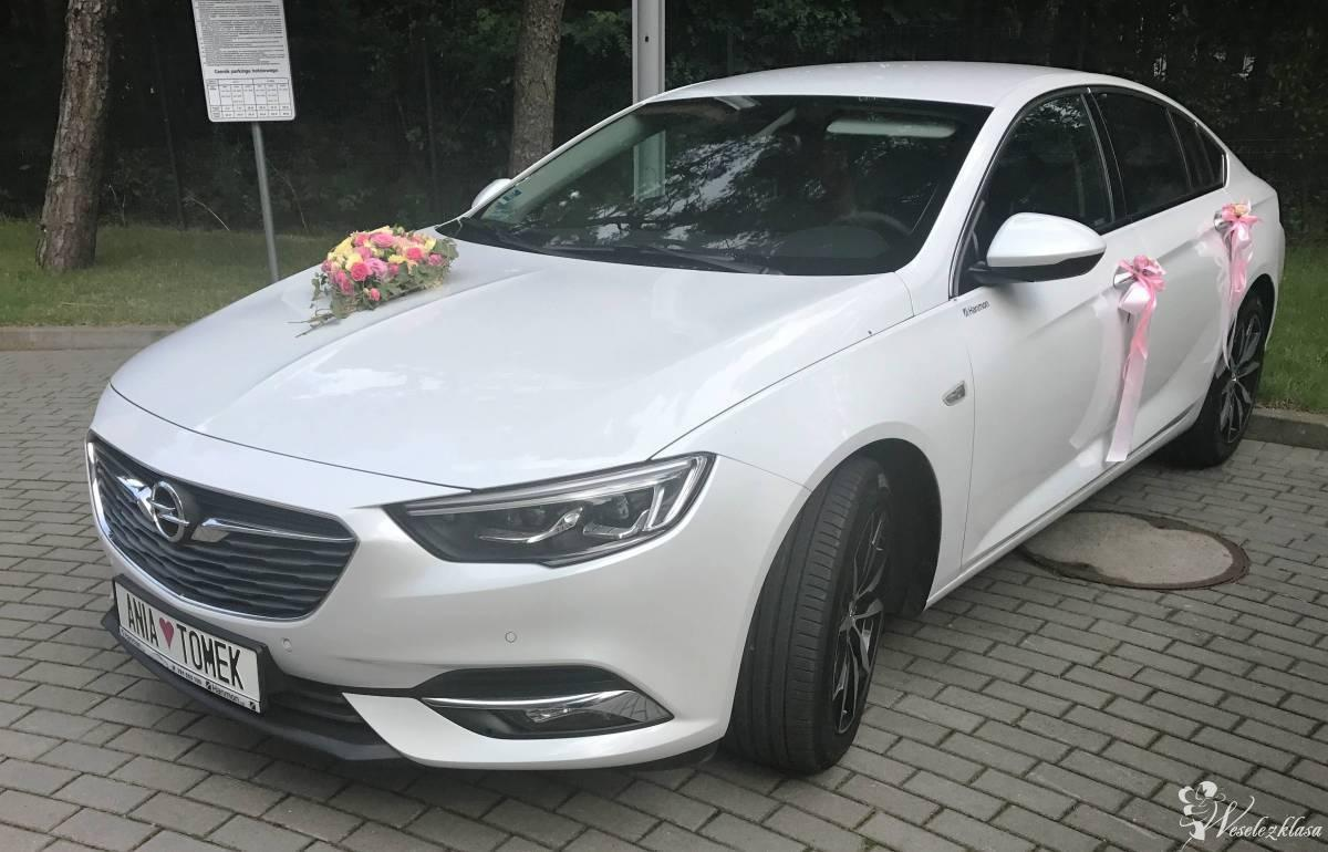 Opel Insignia - Auto do ślubu, Szczecin - zdjęcie 1