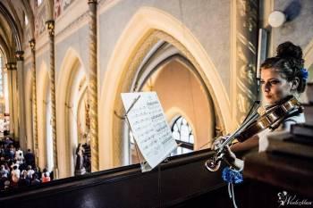 ŚLUB skrzypce, śpiew na ślubie - Marysia Czok, Oprawa muzyczna ślubu Nasielsk