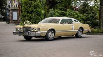 Ford Thunderbird 460 V8 7.5L, Samochód, auto do ślubu, limuzyna Myszków