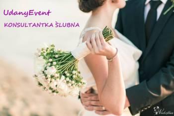 KONSULTANTKA ŚLUBNA organizacja wesela imprez planerka UDANY EVENT, Wedding planner Lubin