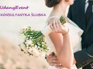 KONSULTANTKA ŚLUBNA organizacja wesela imprez planerka UDANY EVENT,  Wrocław