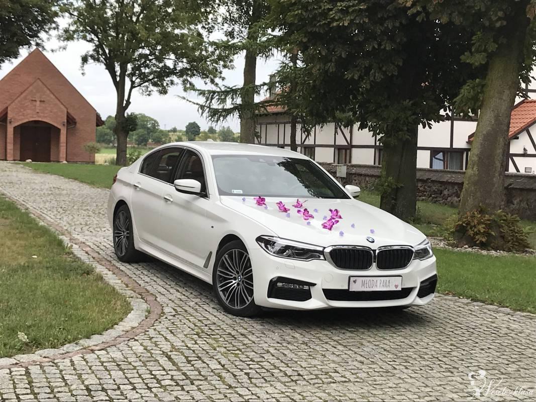 Nowa limuzyna BMW 5 (model 2017), Gdańsk - zdjęcie 1