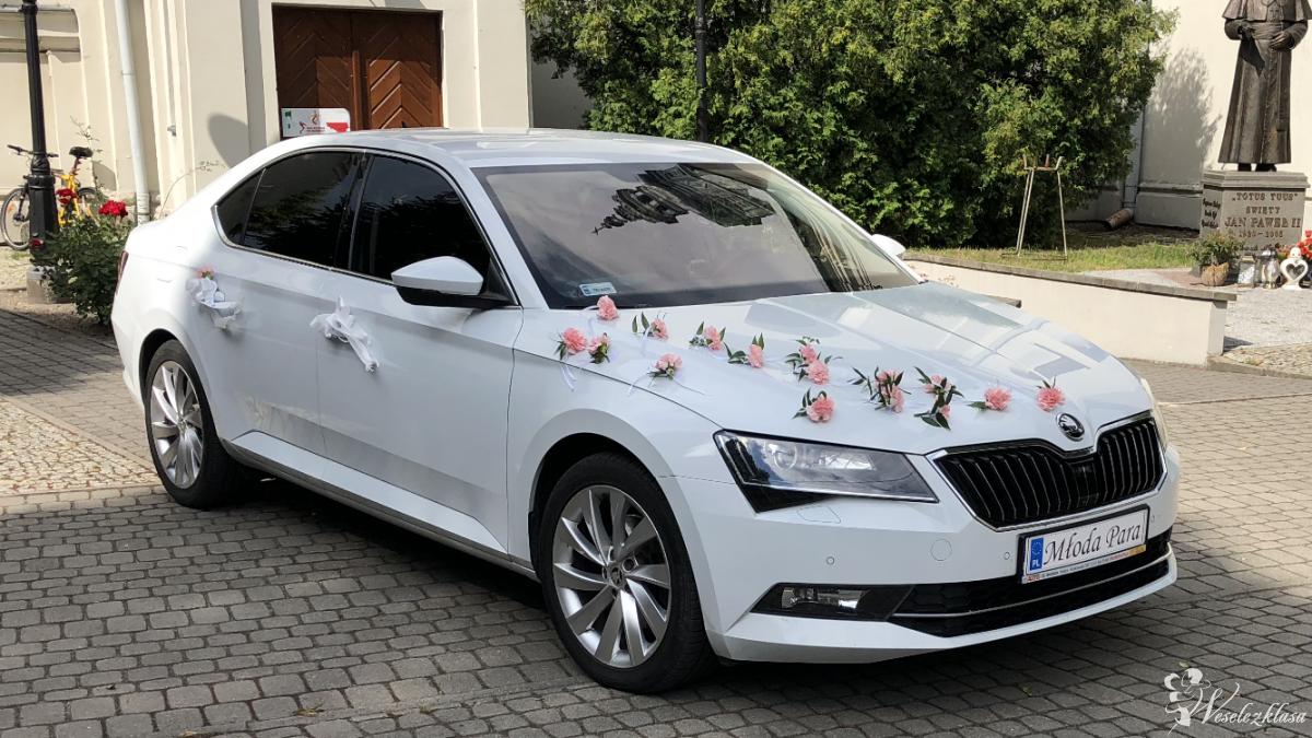 Auto do Ślubu Biały Metalic Superb IIIl BMW 7 Indywidual, Kielce - zdjęcie 1