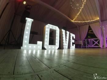 Napis LOVE, MIŁOŚĆ , INICJAŁY i inne, Napis Love Nowe Miasto nad Pilicą