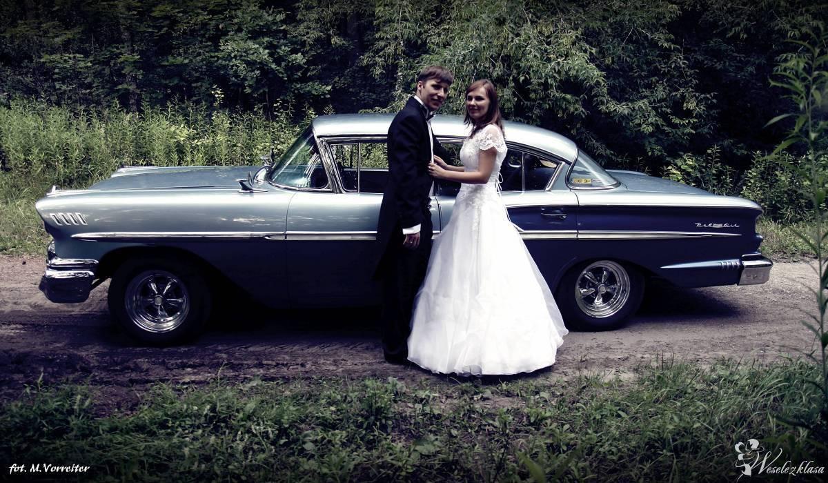 Zabytkowe auta / Chevrolet Belair / Mustang Coupe / Cadillac Deville, Rybnik - zdjęcie 1