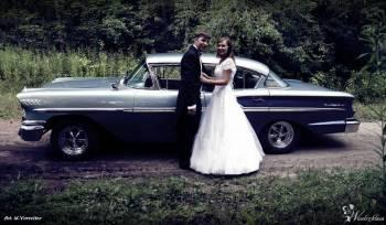 Zabytkowe auta / Chevrolet Belair / Mustang Coupe / Cadillac Deville, Samochód, auto do ślubu, limuzyna Ustroń